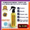 cuci mobil tanpa air polish protection
