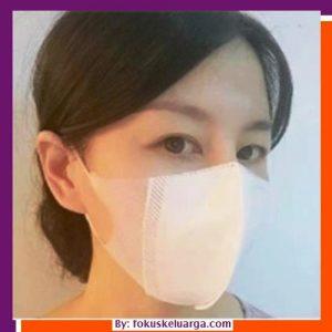 Masker 3 ply 3ply duckbill i-care