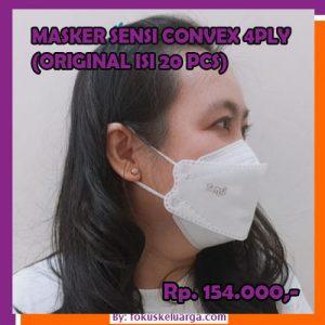 Masker Premium SENSI