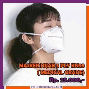 Masker Perlindungan Diri