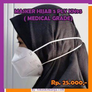 Masker Hijab