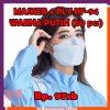 Masker 4 Ply 4ply Korea KF94 Convex Medical Grade Isi 50 pcs