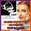 Masker Transparan Transparant Silicone Dengan Personal Air Purifier Filter