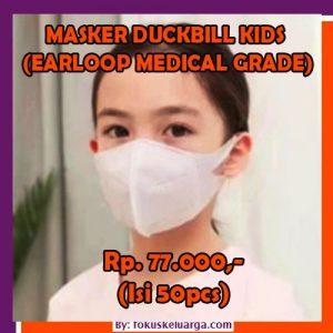 Masker & Alat Kesehatan Untuk Anak