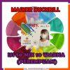 masker 3 ply 3ply duckbill setara 5ply 5 ply mix warna warni campur pelangi rainbow cewek