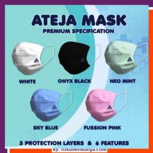 Masker Ramah Lingkungan