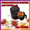 Penggorengan elektronik penggorengan tanpa minyak air fryer microwave 3,2 liter