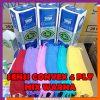 Masker Convex 4 Ply 4 ply SENSI Premium Warna Warni Isi 20 Bonus 2