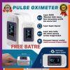 oximeter oxmeter putih sp02 LED TFT 4 warna lk88